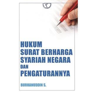 Buku Hukum Surat Berharga Syariah Negara Dan Pengaturannya