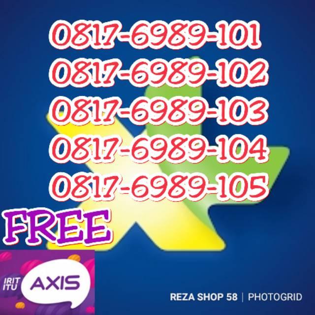 Nomor cantik xl 11 Digit FREE Axis