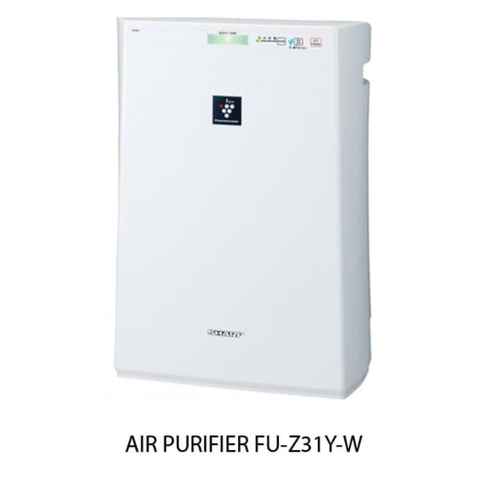 Pembersih Udara AIR PURIFIER SHARP FU-Z31Y-W :: Garansi resmi | Shopee