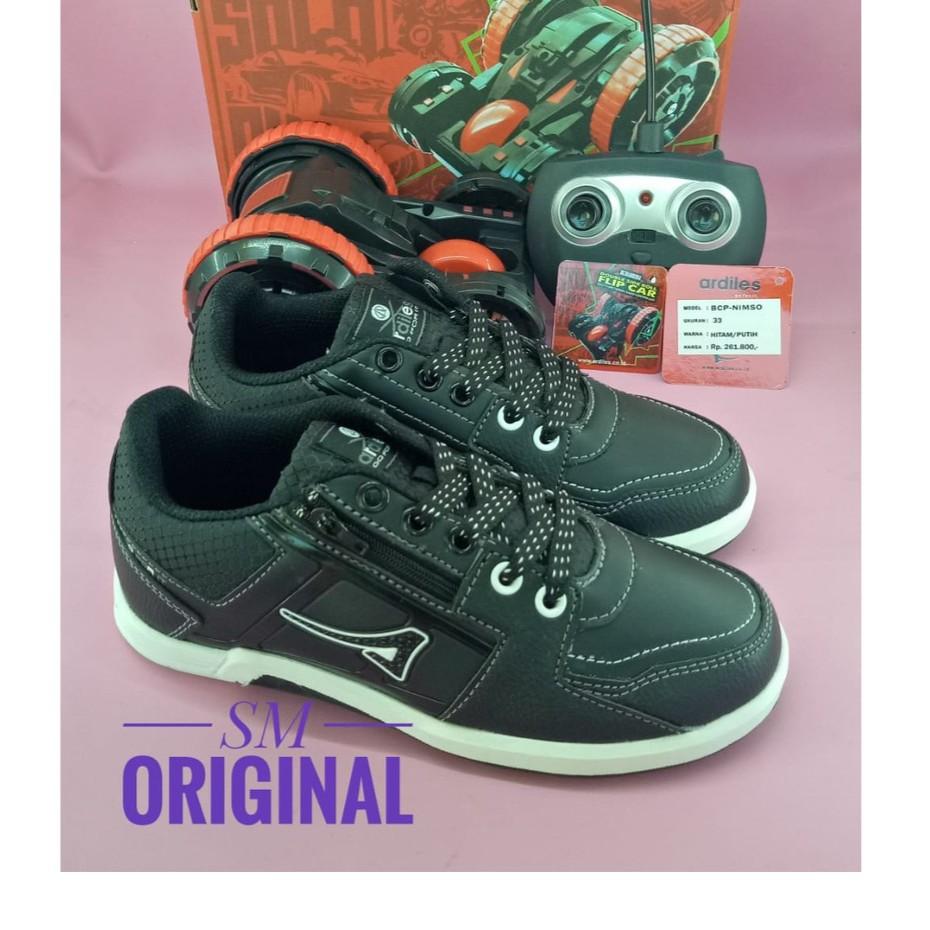 Ardiles Sepatu Pria Running Kasai Hitam 39 44 Shopee Indonesia Estelle Women Shoes Abu Tua