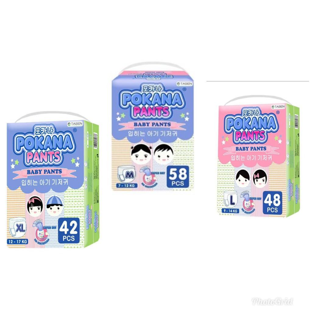 Pokana Pants Rajamarket Shopee Indonesia Diapers S22