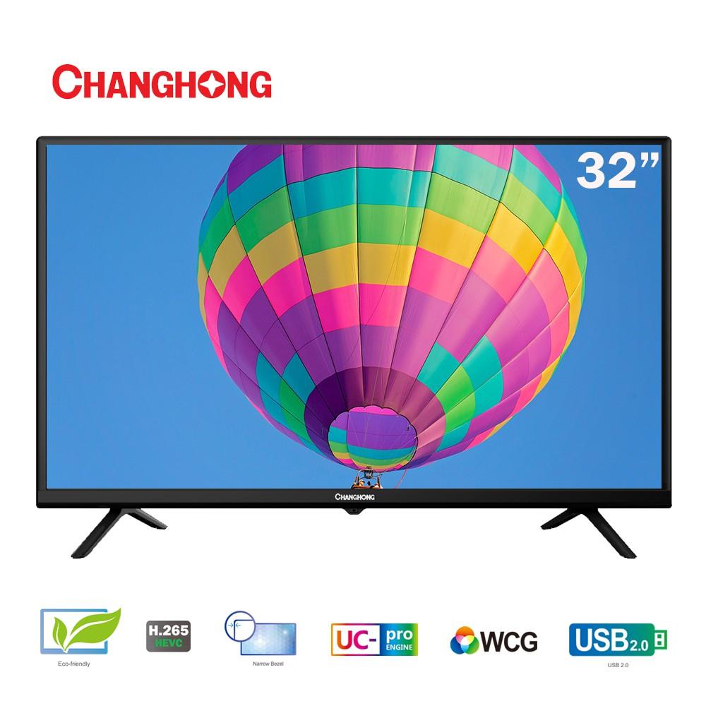 Changhong 32 Inch Led Tv Hd Tv Model L32g3 Hdmi Usb Garansi Resmi 5 Tahun