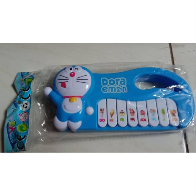 Piano Doraemon Mainan Anak Edukasi Terlengkap Dan Termurah Kevin Toys Malang Shopee Indonesia