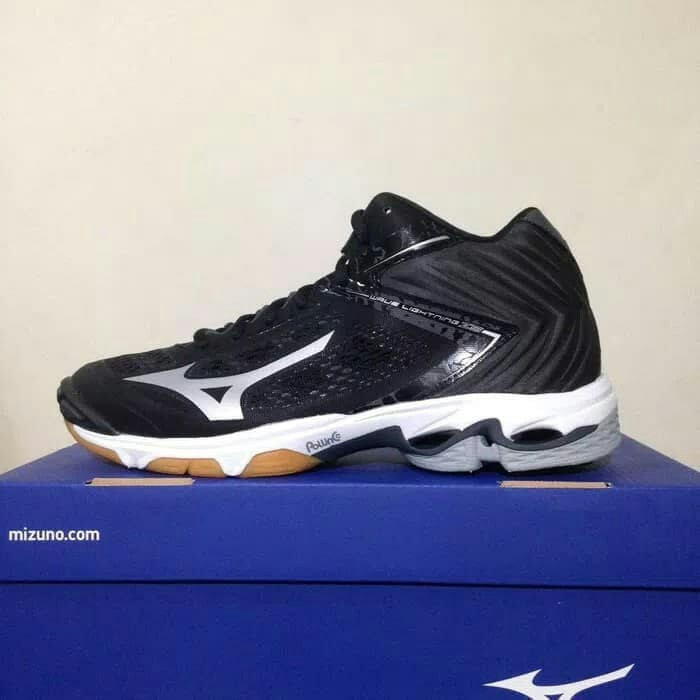 mizuno wave elevation silver