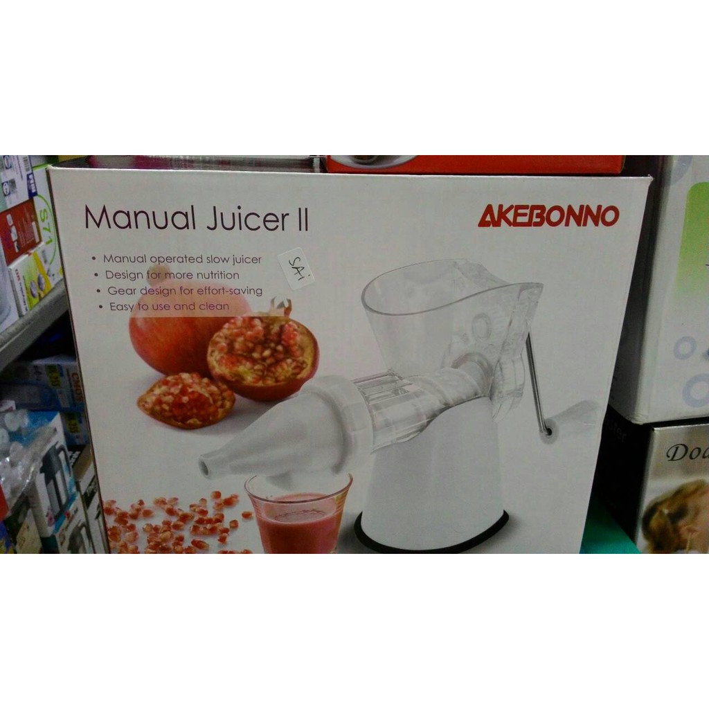 Mayaka Premium Sj 1800 Tf Slow Juicer Daftar Harga Terlengkap Philips Hr1889 Plus Voucher Map Senilai 200000 Diskon Hot Signora Mini
