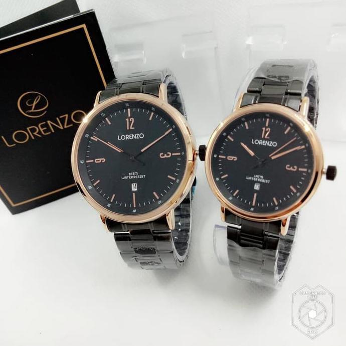 jam tangan lorenzo - Temukan Harga dan Penawaran Jam Tangan Couple Online  Terbaik - Jam Tangan 9f06bdc356
