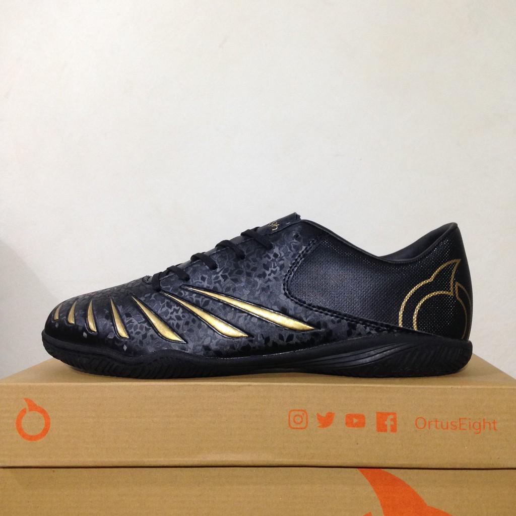 Sepatu Futsal Nike Legend 7 Academy IC Black Gold AH7244-077 Original BNIB   cd49ff562a