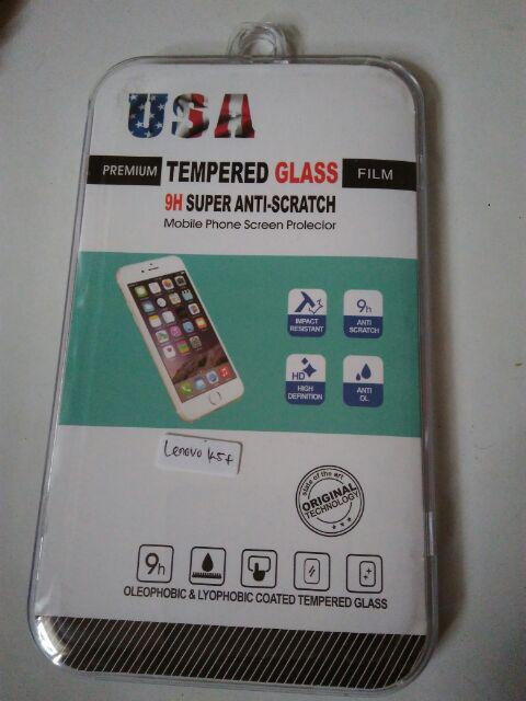 Lenovo Vibe K5 Plus Ume Tempered Glass Tempered Antigores Screenguard. Source · Psen yg Vibe