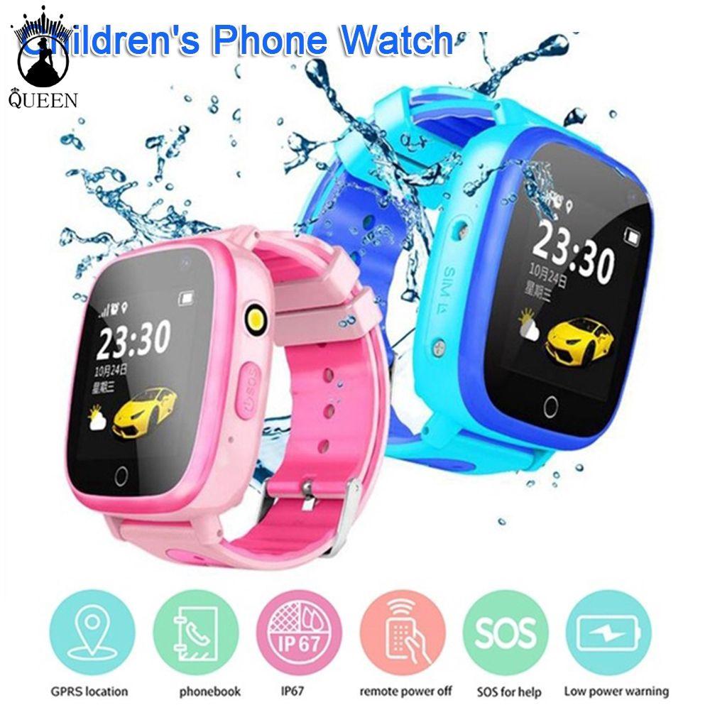 COD. Q11 Children's Smart Watch SIM Card Dual Positioning One Button SOS Anti - Lost QN.