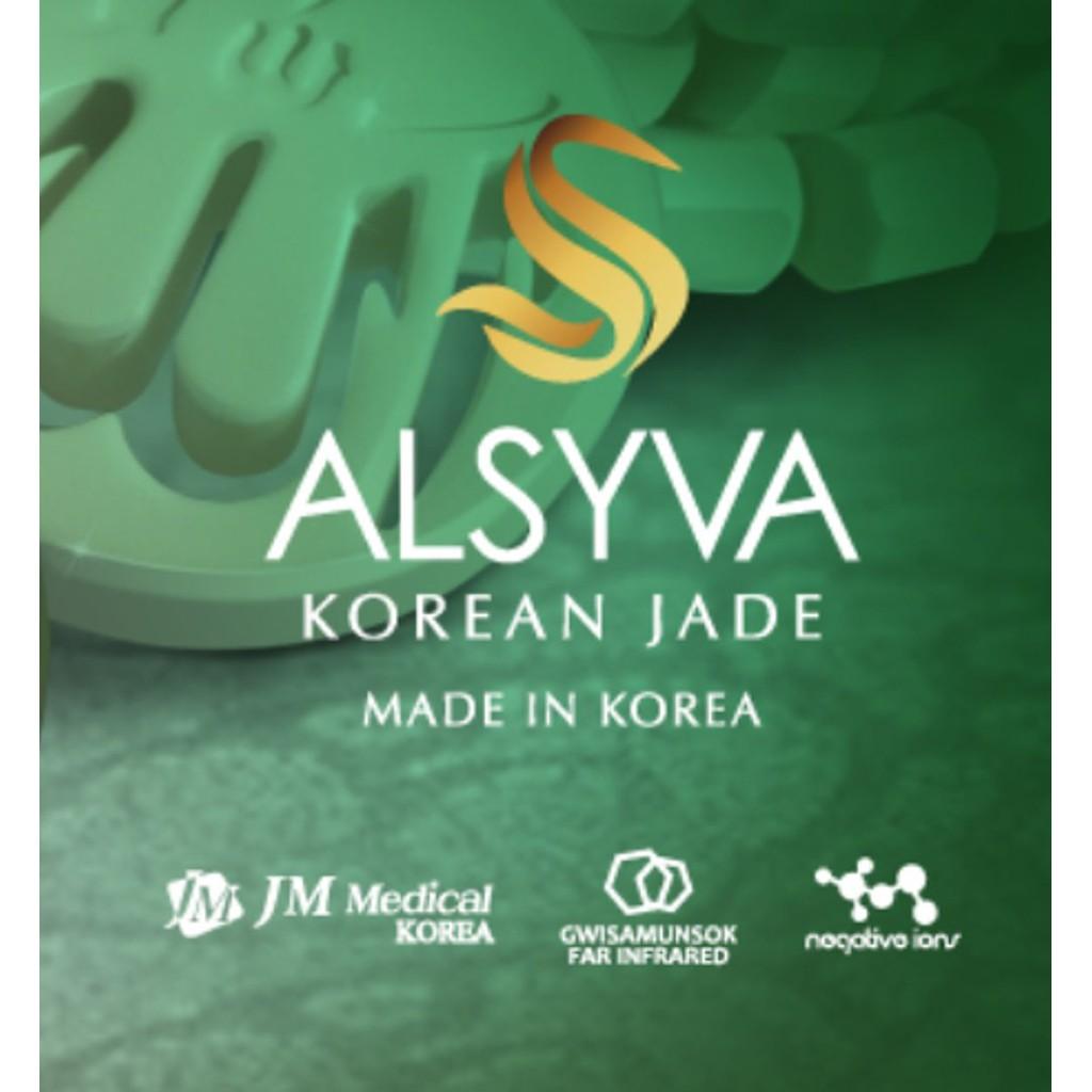 Promo Alsyva Black Jade Green White Kalung Dan Gelang Kesehatan Shopee Indonesia