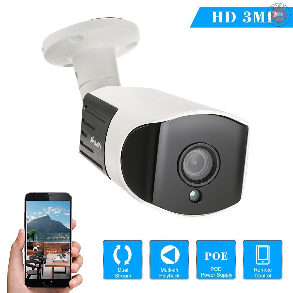 KKmoon HD 1080P 360° Panoramic Fisheye CCTV IP Camera Motion Detection P2P Onvif