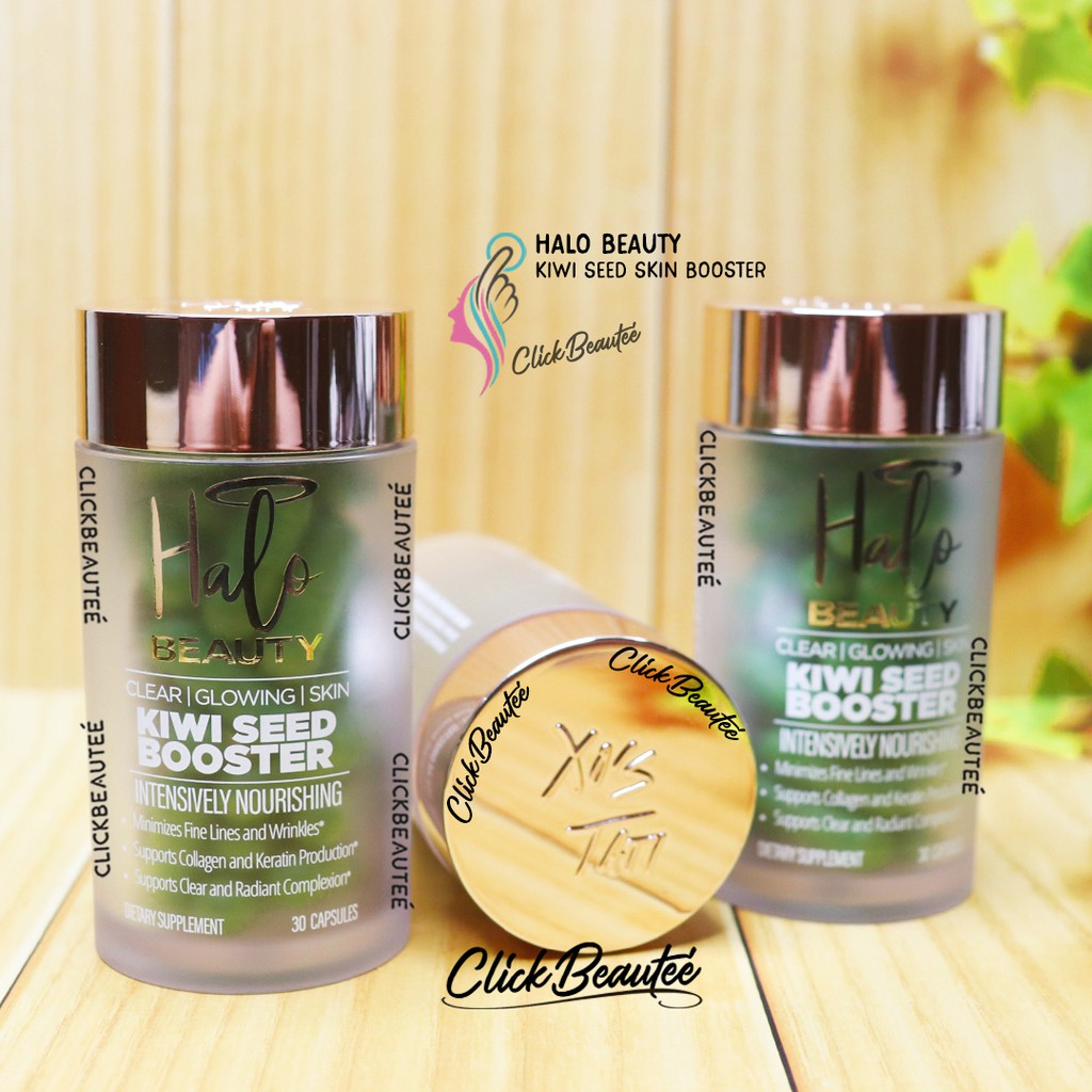 Halo Beauty Kiwi Seed Skin Booster (30-Day Supply)