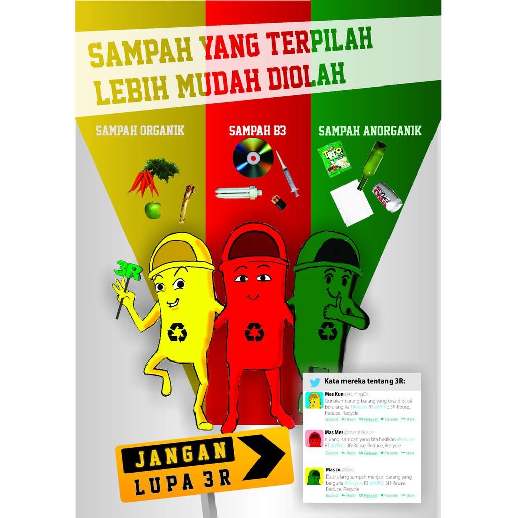 Poster Kesehatan Kita Shopee Indonesia