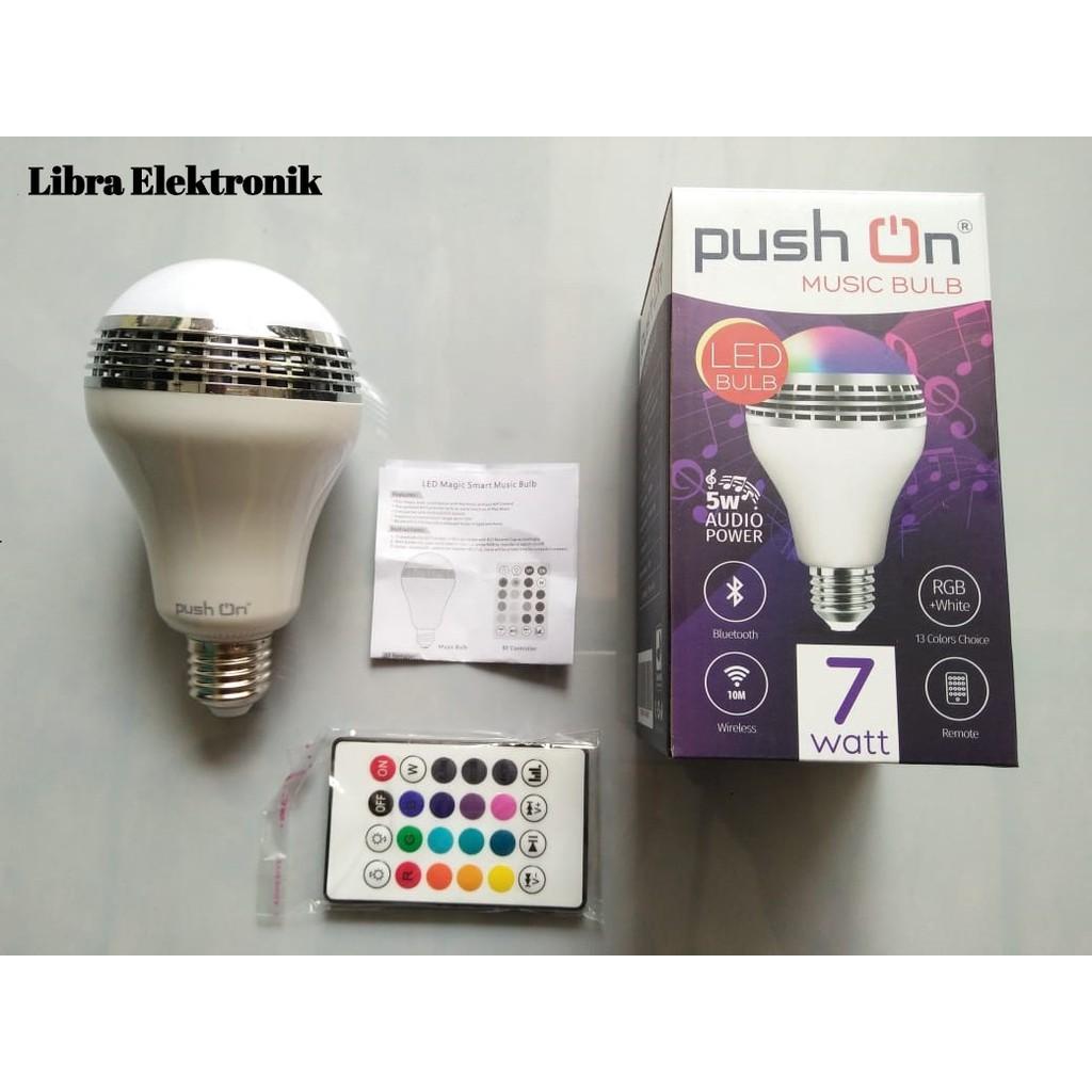 Home Living Push On Daftar Harga Desember 2018 Produk Ukm Bumn Baterai Abc Alkaline Aa Lampu Led Bulb 7 Watt Putih Ada Speaker Music Mp3 Plus Bluetooth Remote