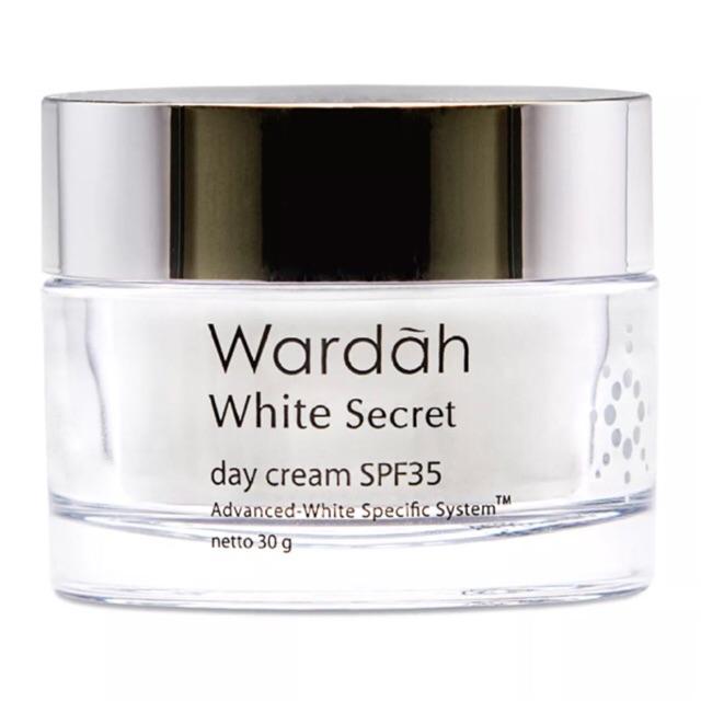 Wardah White Secret Day Cream SPF 35 30gr