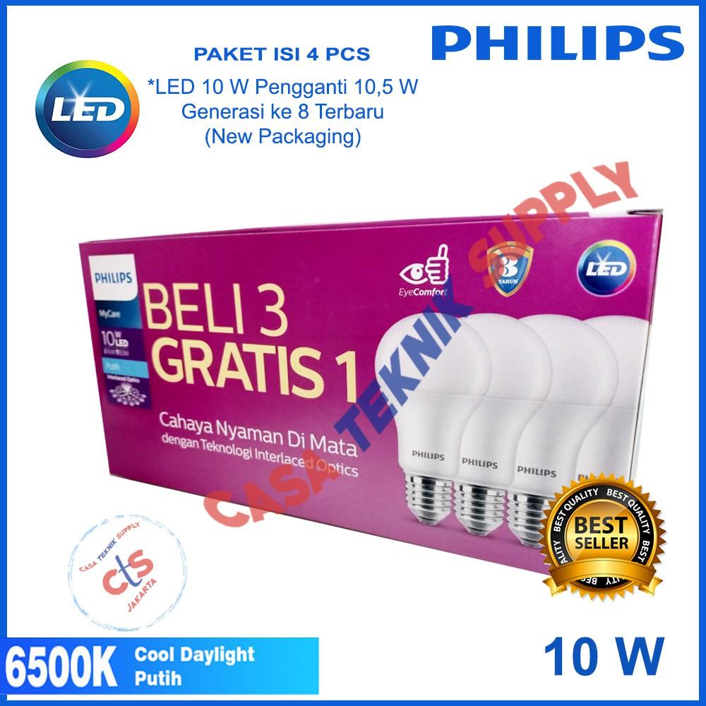 Philips Ledbulb 105 85w E27 3000k 230v Kuning Shopee Indonesia 13 100w
