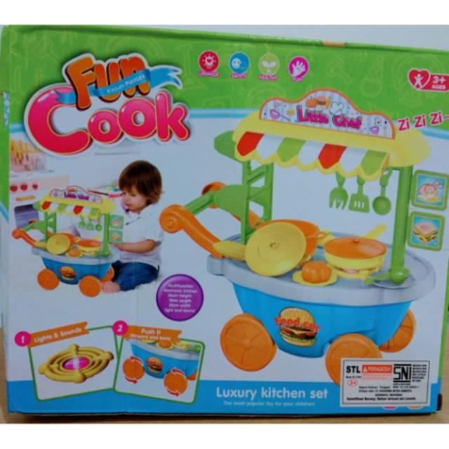 B1B656 Mainan Anak buah potong Fruit House Set  7b9608dd7f