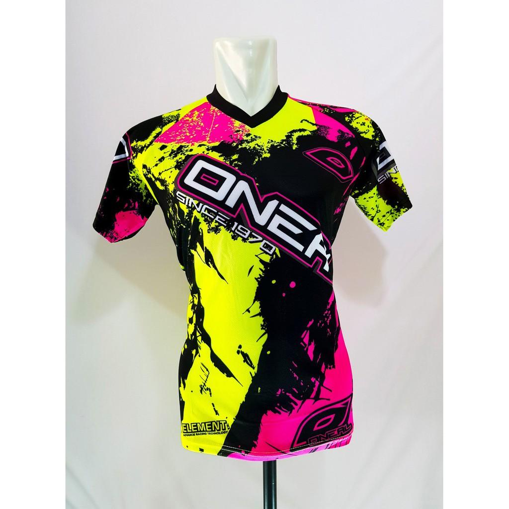 Jersey Sepeda Pixie Baju Pendek Shopee Indonesia Anak Stelan Cross 1