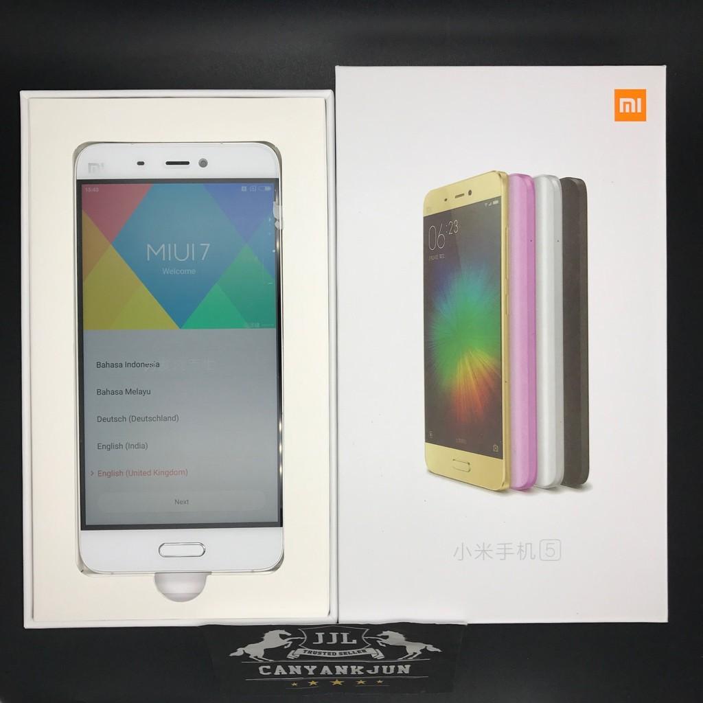 Xiaomi Mi5 3 32gb Garansi Distributor 1 Tahun Shopee Indonesia Redmi 4x Prime Resmi Tam