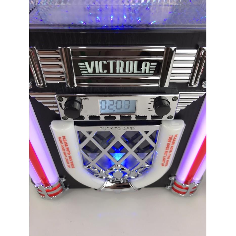 Victrola Desktop Jukebox, Bluetooth Speaker! BNIB segel,Barang Langka!