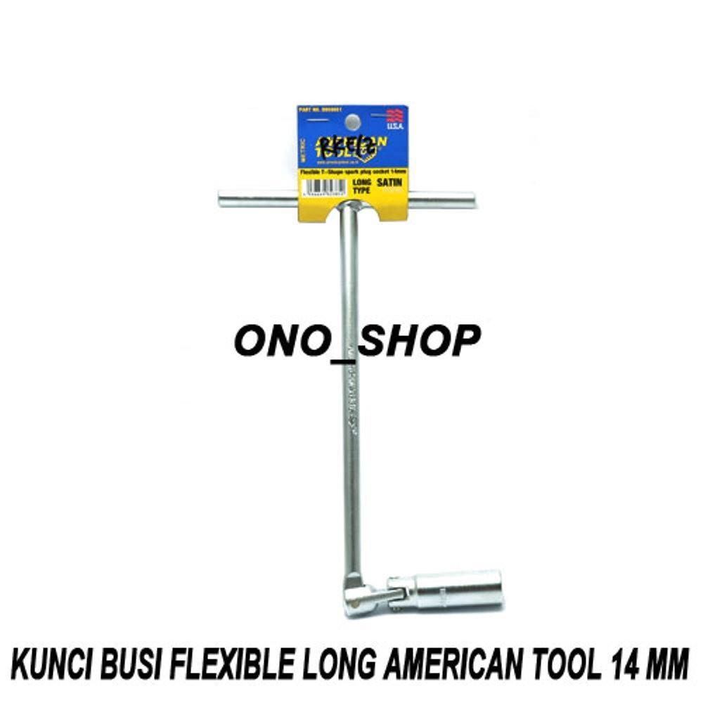 Kunci Busi Motor Flexible 16mm Daftar Update Harga Terbaru Dan Clearance T Flexibel Spark Plug Wrench Gantung 21mm Fleksibel Shape Uk 16 American Tool Shopee Indonesia