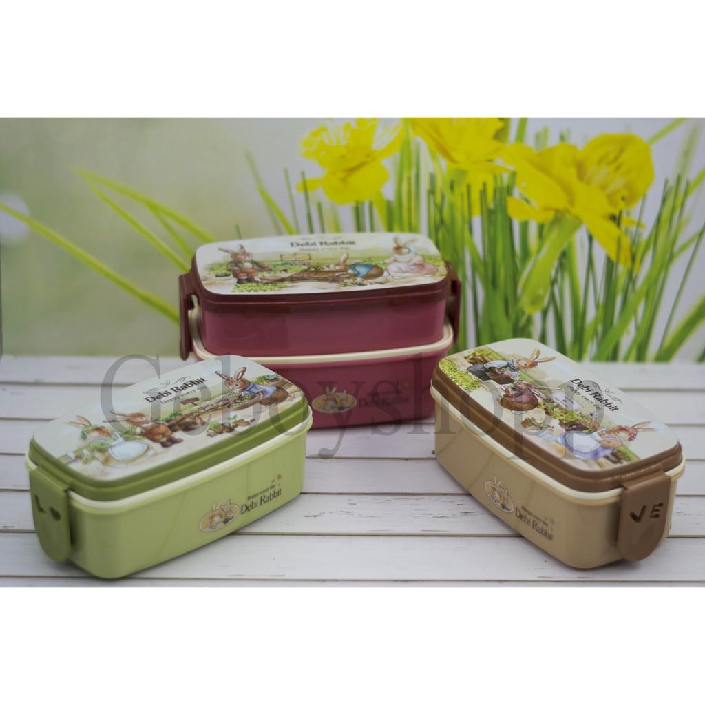 Oval Lunchbox Yooyee 429 Sekat 3 Tupperware Kotak Makan Leakproof Mini 605 4 Anti Tumpah Biru Muda Shopee Indonesia