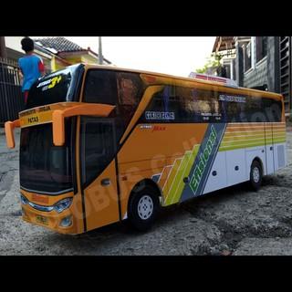 Miniatur Bus Bis Efisiensi Jetbus3 Shd