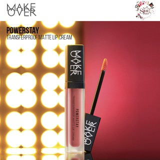 Make Over Powerstay Transferproof Matte Lipcream thumbnail