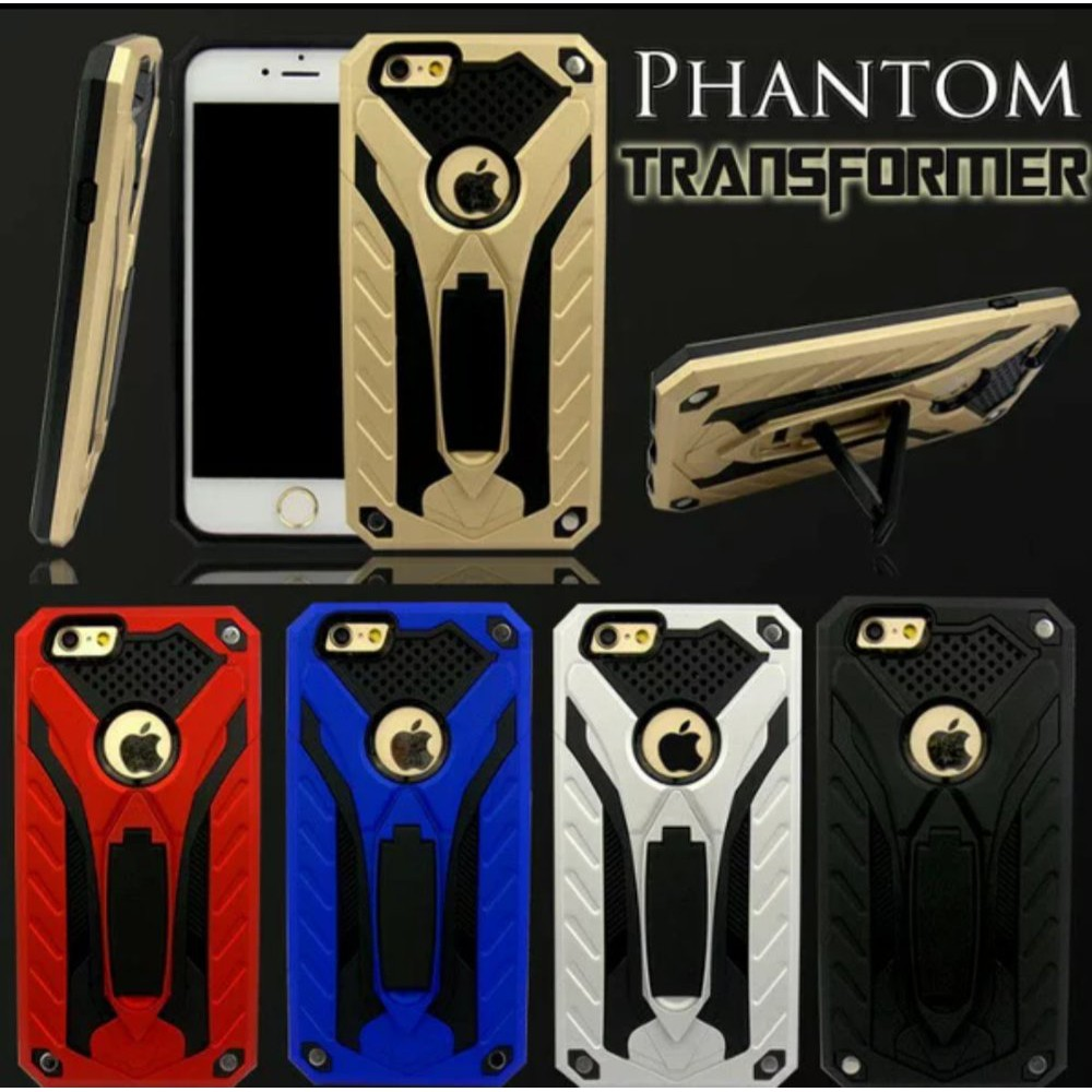 CASING HP OPPO A3S PHANTOM ROBOT RUGER STAND IRONE KICK BACKCOVER | Shopee Indonesia
