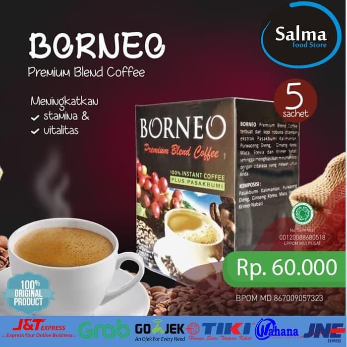 Kopi Borneo Kopi Herbal Kejantanan Stamina Pria Kopi Pria Dewasa | Shopee Indonesia