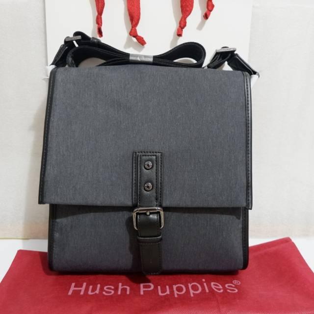 TAS SLING BAG HUSH PUPPIES PRIA ORIGINAL  50f0839cca