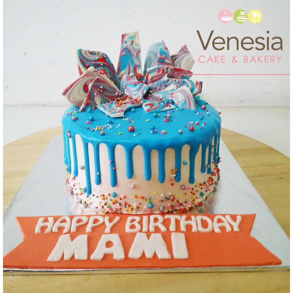 Candy Cake Birthday Cake Lapis Surabaya Kue Ulang Tahun