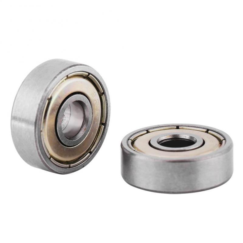 Chrome Steel Lot of 10 pcs 626ZZ Ball Bearings 6mm x 19mm x 6mm Premium