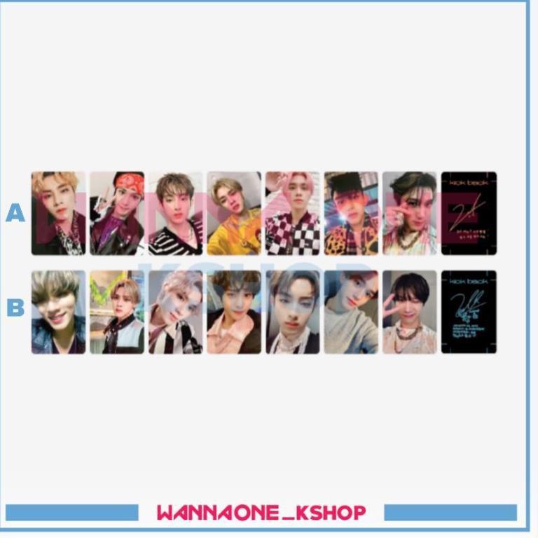 [Star PluS FR 9Ap0Bl] kick back photocard wayv album lucas xiaojun winwin kun ten henderyg yangyang