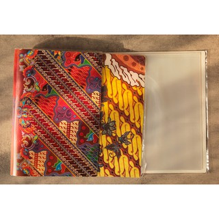 Clear Holder Batik 20 Poket