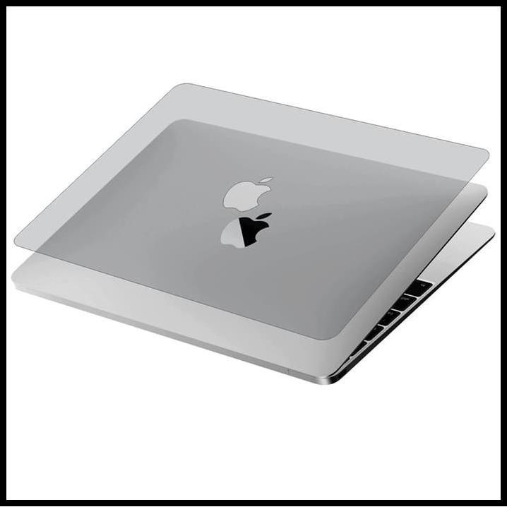 Original 9Skin - Invisible Skin Protector Macbook 12 inc Retina -3M Clear Matte termurah |