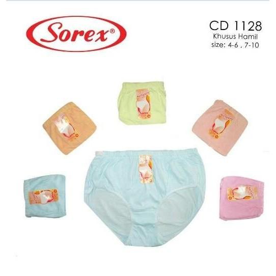 Promo PALING MURAH Celana Dalam Wanita Ibu Hamil Merek Sorex 1128 Harga  Dijamin Termurah  b6d7488879