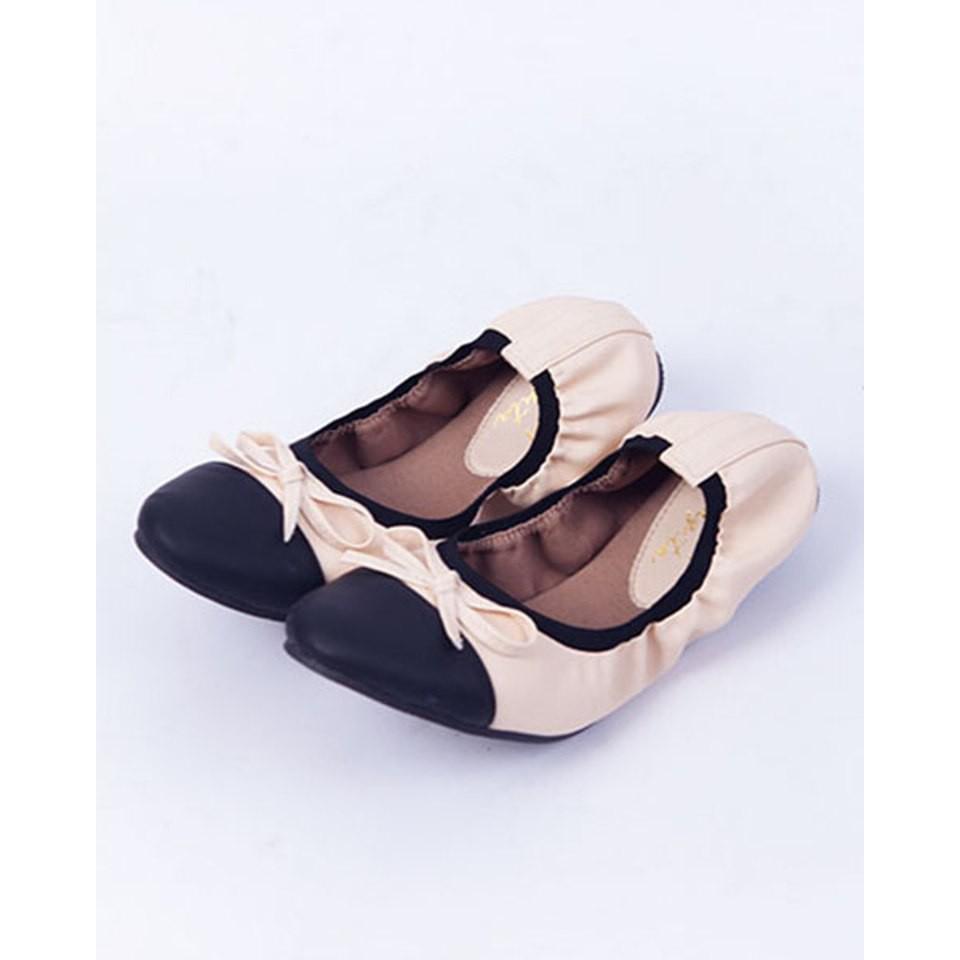 Gigibynagita Frisca Pink Flatshoes Shopee Indonesia Amazara Delia Black Hitam 39 Bynagita