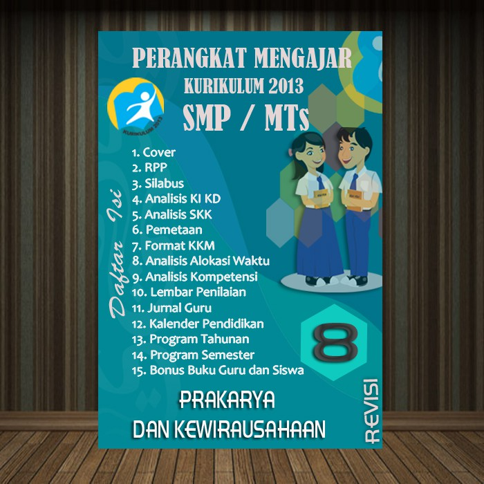 Rpp K13 Prakarya Kelas Viii Revisi 2018 Shopee Indonesia