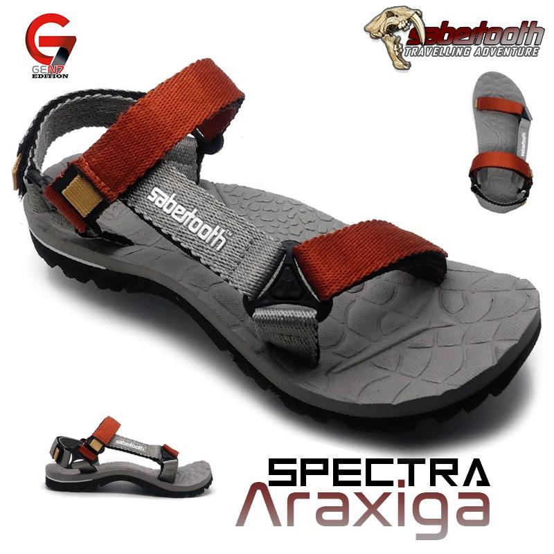 SABERTOOTH Sandal Gunung Traventure Spectra Skyway size 38 s/d 47   Shopee Indonesia