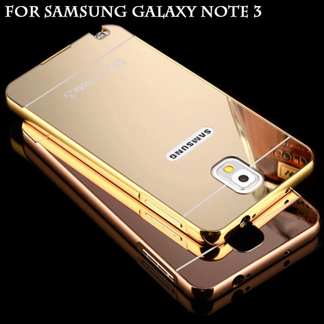 Bumper Mirror Case Samsung Galaxy Grand 2 /Aluminium/Metal/Slide/G7102 hanya