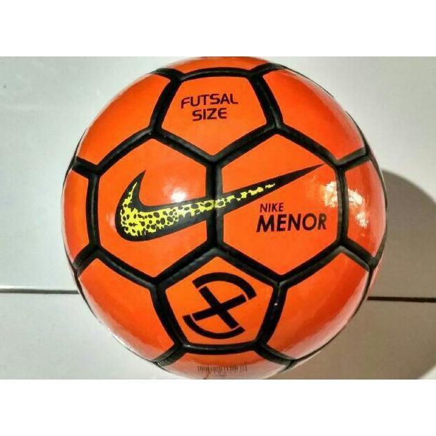 e50be6944b Best Seller Bola Futsal Nike Original Nk Menor X Hypercrimson (Orange) New  2018