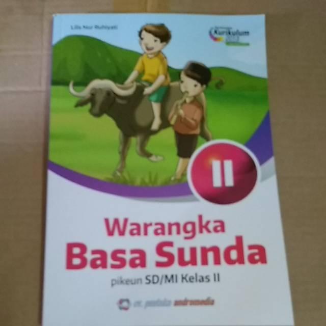 Bahasa Sunda Warangka Basa Sunda Kelas 2 Shopee Indonesia