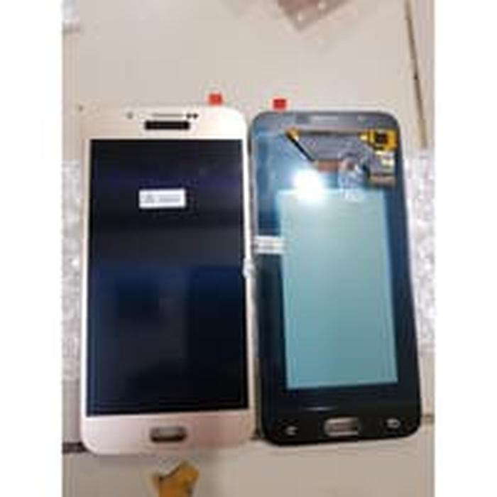 [Komponen] LCD 1SET SAMSUNG A8 A800F GALAXY A8 2015 ORIGIN GOLD OLED