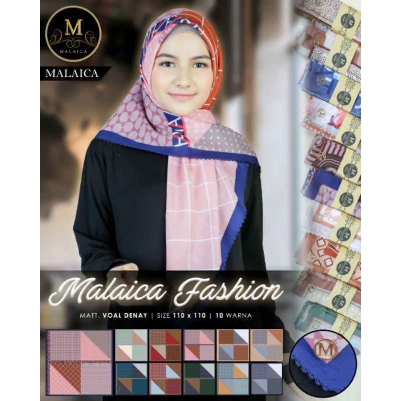 segi empat Malaica fashion by malaica