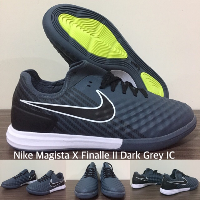 Sepatu Futsal Nike Hypervenom PhantomX 3 Academy IC Hitam AJ3814-090 ... 1f244a9c34