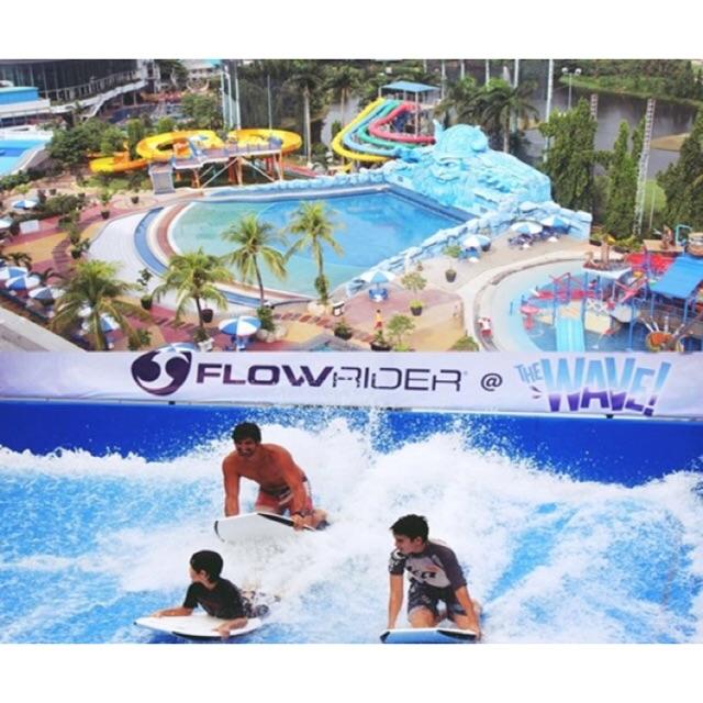 Voucher Tiket Masuk Dan Diskon Pulo Saiji Waterpark Serpong
