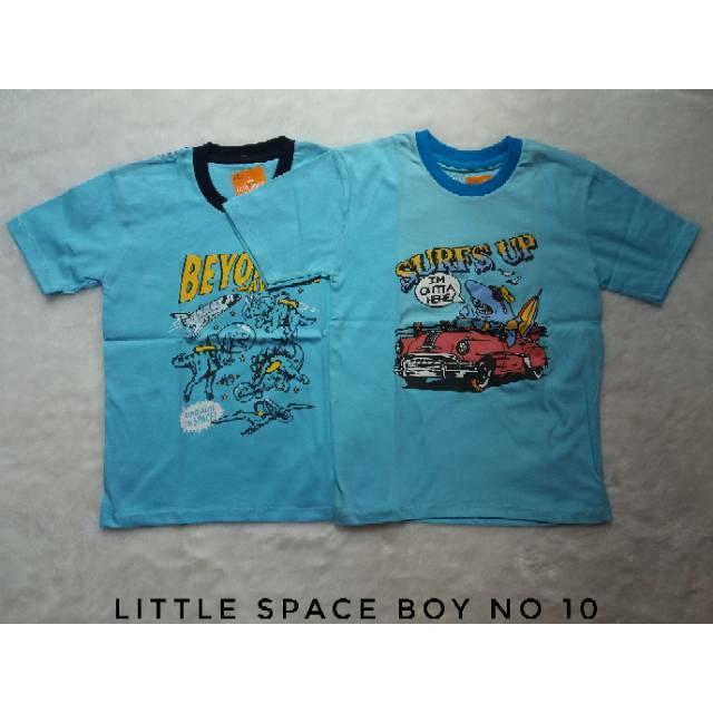 Ecer kaos little space boy