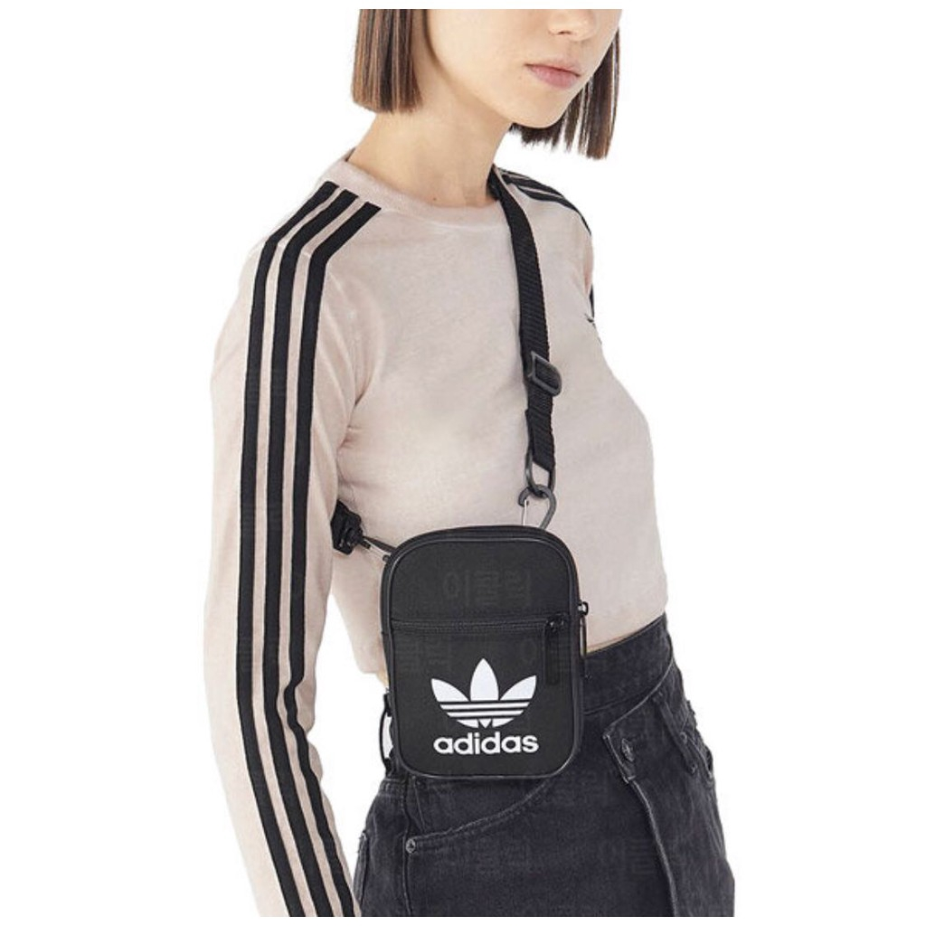Adidas Original Trefoil Festival Tas Selempang