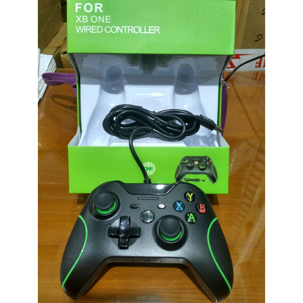 Stick Stik Xbox One Wireless Receiver Op For Pc Laptop Support 360 Controller Gamepad Joystik Joystick Ori Pabrik Windows 10 Detected Shopee Indonesia